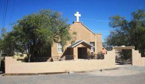 Paguate Church