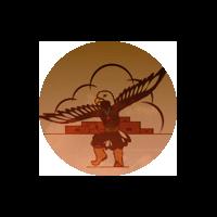 Pueblo of Laguna Logo