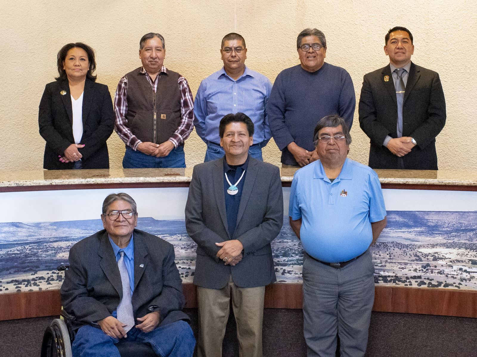 2020 Pueblo of Laguna Council