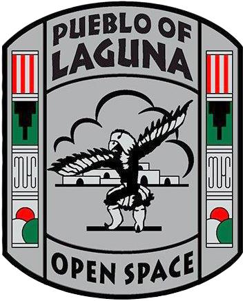 Pueblo of Laguna Open Space logo